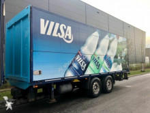 gebrauchter Anhänger Pritsche Getränkewagen