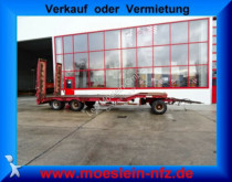 used heavy equipment transport trailer