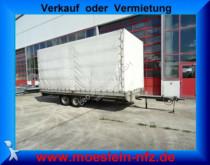 Humbaur HT 506124 Tandemplanenanhänger trailer