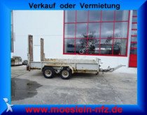 Blomenröhr heavy equipment transport trailer