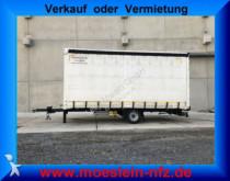 Möslein PR 1 A Schwebheim 1 Achs Planenanhänger trailer