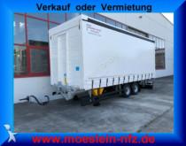 Möslein TPF 105 neuer Tandem- Schiebeplane, Ladungssiche trailer