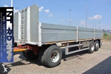 Zorzi dropside flatbed trailer