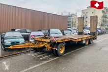 Goldhofer flatbed trailer