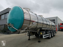 Sommer food tanker trailer
