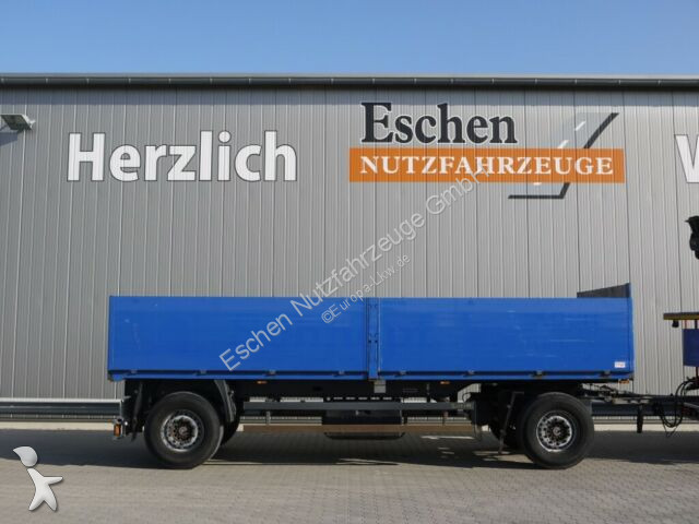 Schmitz Cargobull AFPR, Drehschemel, Luft, Scheibenbremse trailer