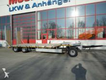 Möslein T 3-6 F 3 Achs Tieflader Neufahrzeug, Feuerverzi trailer