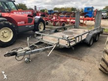 Ifor Williams car carrier trailer