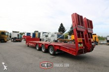 King heavy equipment transport trailer