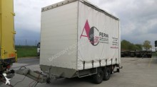 JPM tautliner trailer