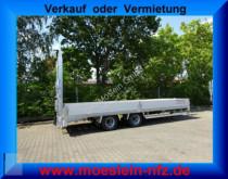 transport utilaje Möslein TTO 19-6,5 Hy 19 t Tandemtieflader, hydr. Rampen