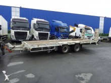 Gilibert heavy equipment transport trailer