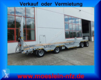 Möslein heavy equipment transport trailer