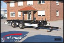 Krone 10 x ZZW 18 Tandem, Midi 445/45 R 19.5, Fahrhöhe 1070mm, HU 09/2019 trailer
