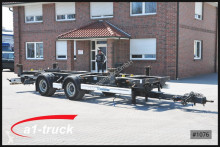 Krone ZZW 18 Jumbo Tandem, Multi, Fahrhöhe 980mm trailer