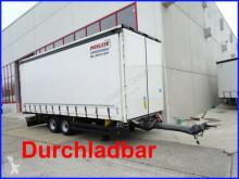 Möslein TPW 105 D Schwebheim Tandem- Schiebeplanenanhäng trailer