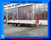 Müller-Mitteltal heavy equipment transport trailer