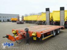 trasporto macchinari nc Alpsan, 2-Achser, Tandem, Rampen, 6.320mm lang