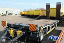 n/a Alpsan 3-Achser, Tiefbett 5.500mm lang, Rampen trailer