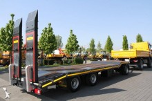 SOR heavy equipment transport trailer
