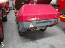 przyczepa wóz strażacki używany
