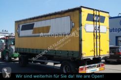 Krone Anhänger F.ATL 20 Pritsche + Plane trailer