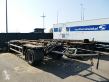 remorca transport containere second-hand