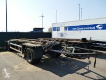 aanhanger containersysteem Burg