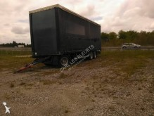 Trailor tautliner trailer