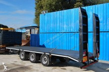 H&W heavy equipment transport trailer