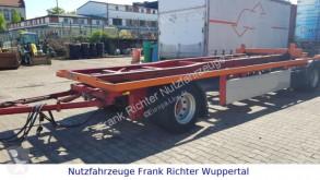 przyczepa nc Eggers HWT 18 ZL R,Schlitten Abroller, TÜV 04/20