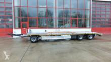 Möslein T 3-8,20 P OR 3 Achs Plato- Tieflader- Anhänger trailer