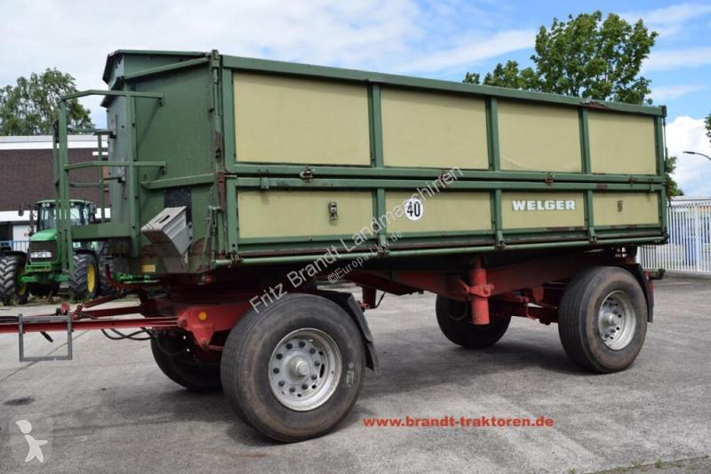 Vedere le foto Rimorchio nc WELGER - DK 280 B