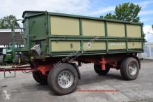 rimorchio nc WELGER - DK 280 B