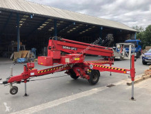 Denka Lift telescopic aerial platform trailer
