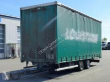 Frejat Frejat DC18SDE*Edscha*MB-Achse* trailer