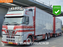 Volvo FH 500 XL 4-stock Berdex Steering-axle trailer truck