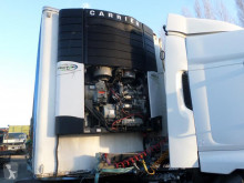 damaged mono temperature refrigerated trailer