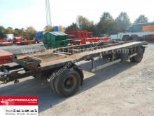Annaburger 2-achs Abrollanhänger / LM 18.78 trailer