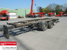 Rohr container trailer
