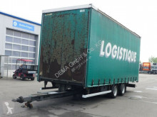 n/a Frejat DC18SDE*Edscha*MB-Achse* trailer