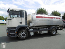 MAN TGA 18.360 FLC trailer
