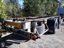 přívěs nosič kontejnerů Alcar