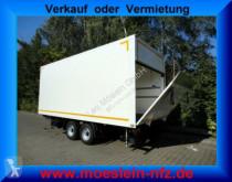 Möslein TKO105-L 7m Tandem Koffer mit Ladebordwand 1,5 t trailer