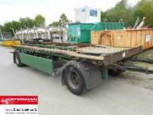 Meiller container trailer