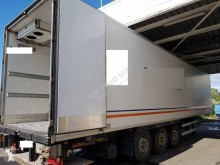 used multi temperature refrigerated trailer