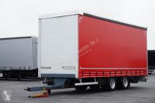 Tandemwalze PLANDEX - / FIRANKA / DŁ. 7,75 M / DMC 18 000 KG Anhänger