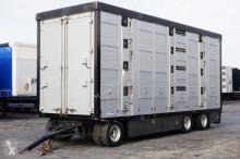 přívěs vůz pro přepravu dobytka použitý