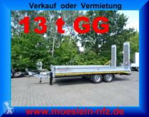 Möslein TTS 13 Schwebheim 13 t Tandemtieflader, Neuwerti trailer