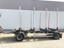 used timber trailer
